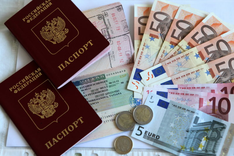 Стоимость визы в Финляндию