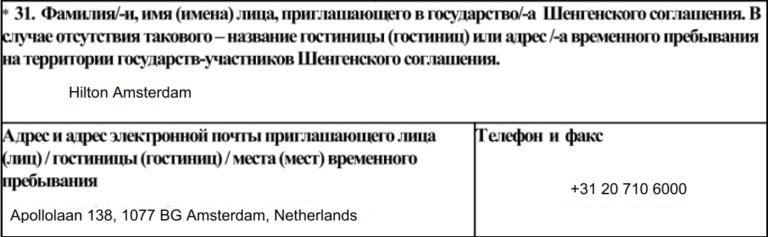 Вопрос 31. Нидерланды