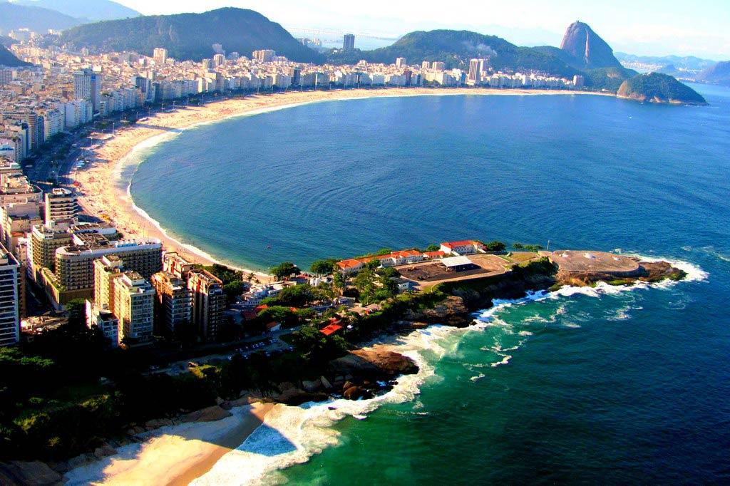 Гавань в Рио-де-Жанейро