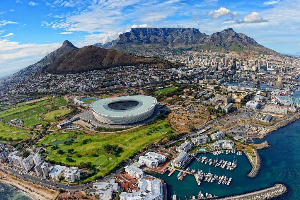 Претория - столица ЮАР