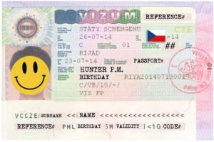 Сколько стоит чешская виза