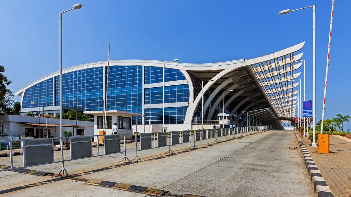 Аэропорт Даболим на Гоа