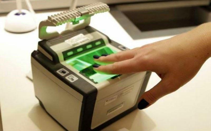 Биометрические данные для шенгена
