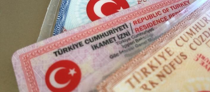 Документы в Турцию