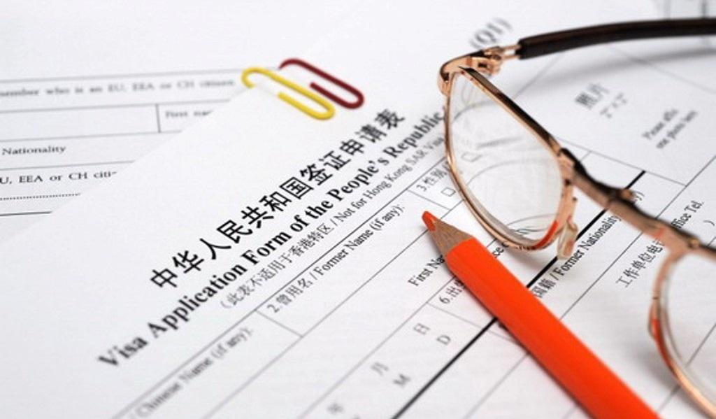 Документы для поездки в Китай