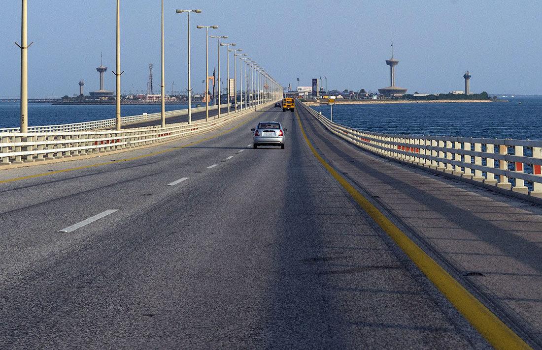 Дорога в Бахрейн