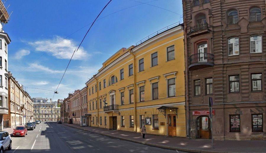Посольство Индии в Санкт-Петербурге