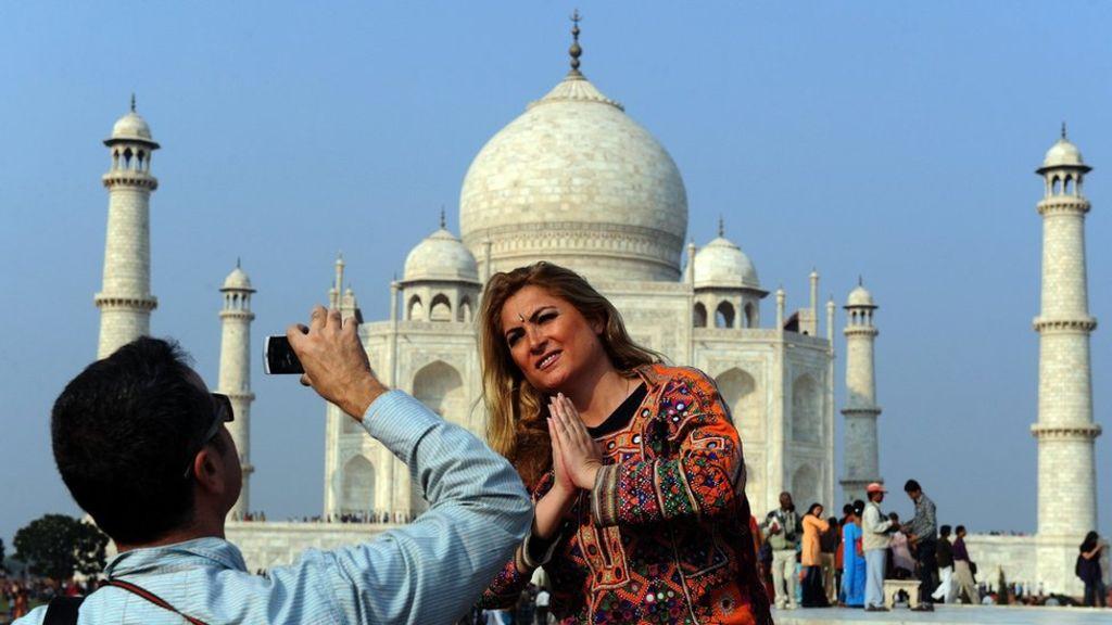 Граждане России в Индии