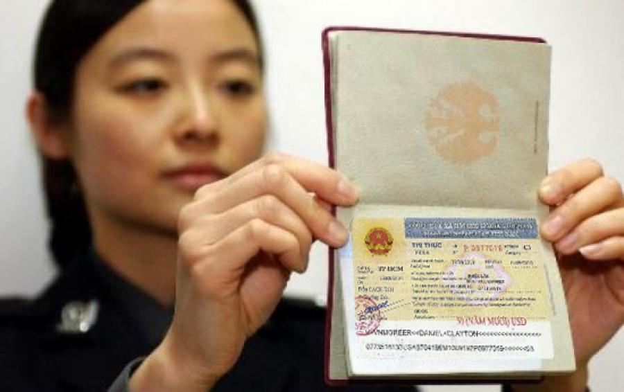 Получитьразрешение на посещение Китайской страны