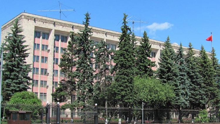 Посольство Китая в России