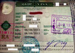 Рабочая виза в Армению