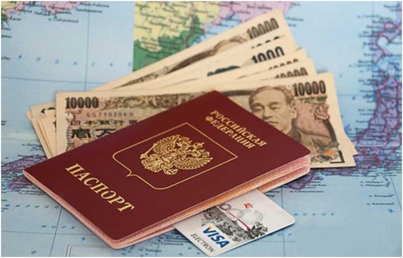 Стоимость визы в Японию для россиян
