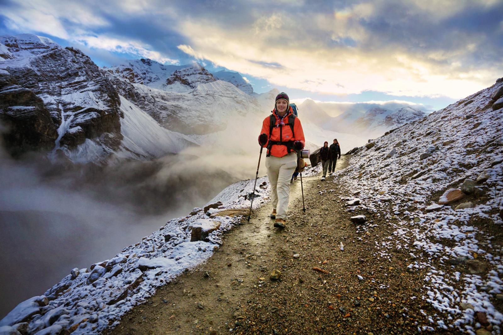 Туризм Непал треккинг