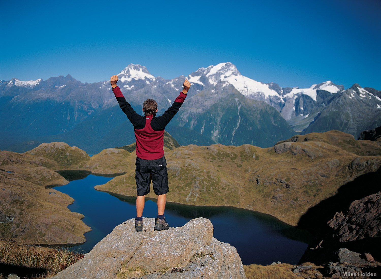 Туризм в новой Зеландии