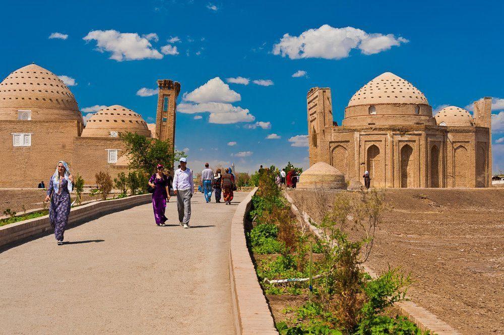 Туркменистан Куня Ургенч