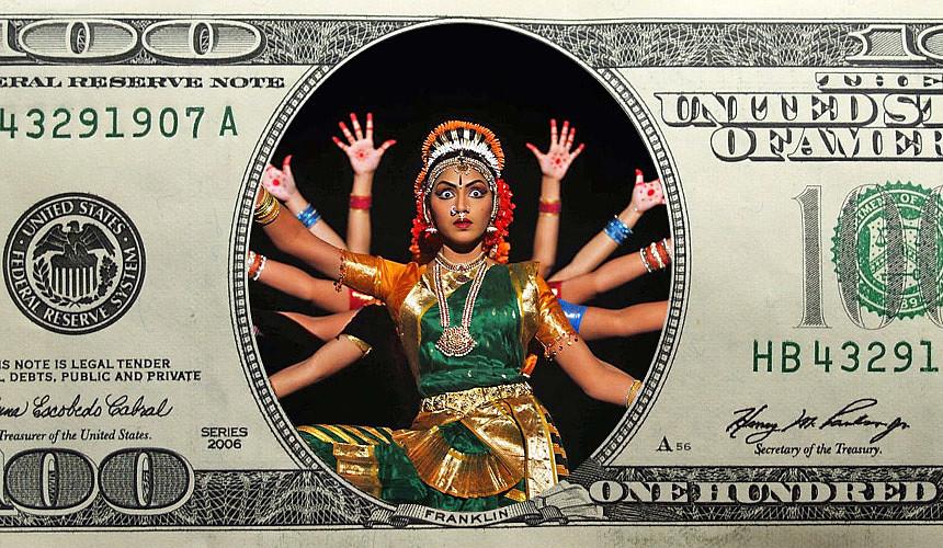 Виза в Индию онлайн обойдется в 100 долларов