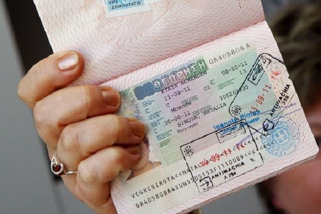 Шенген в паспорте