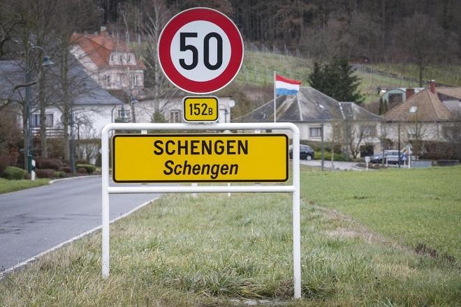 Зона шенгена