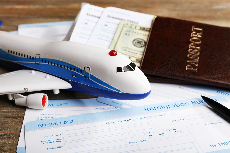 Документы для получения однократной визы