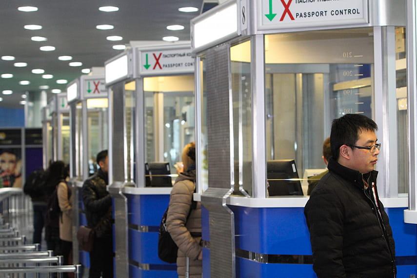 Аэропорт Беларусь миграционный