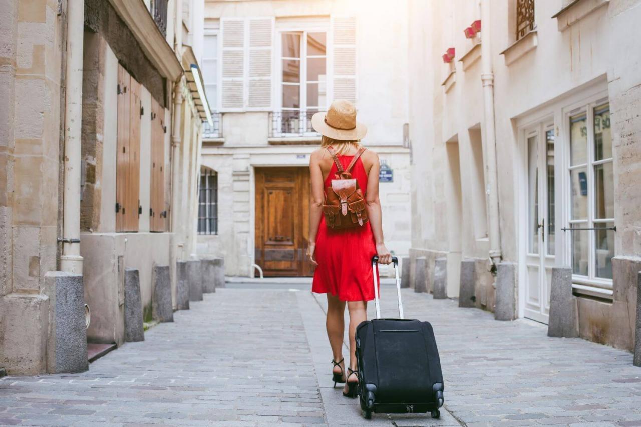 Европа путешествие