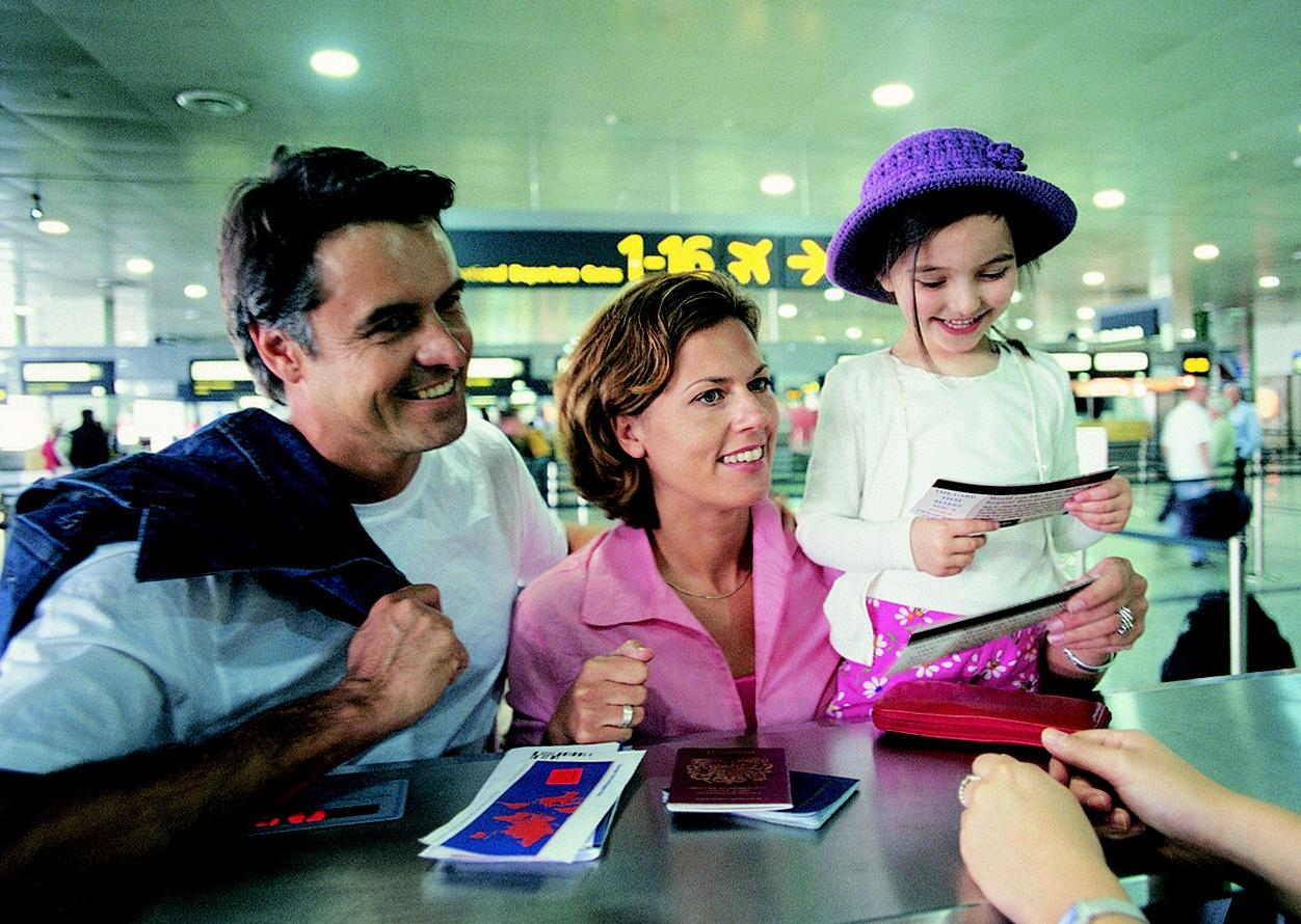 Как заполнить анкету на шенгенскую визу для ребенка