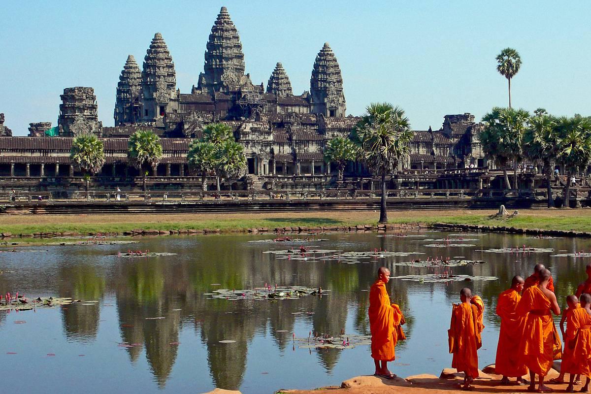 Камбоджа нужно ли оформлять визу