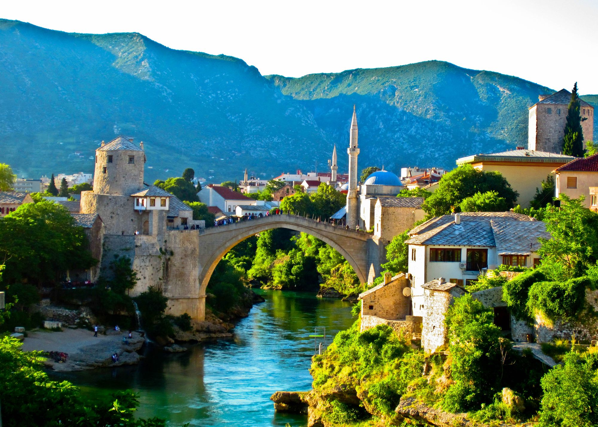 Нужно ли оформлять визу в Боснию и Герцеговину