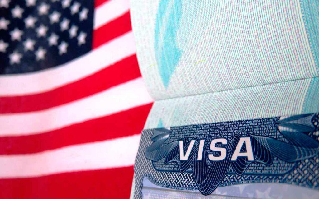 Виза США - виза для таких стран, как Мексика, Албания, Сен-Мартен и др.
