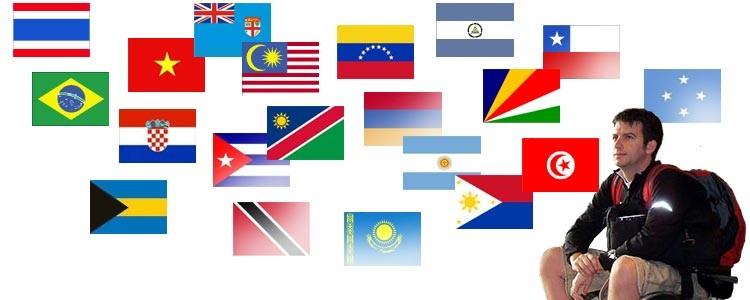 Страны Европы, не требующие виз