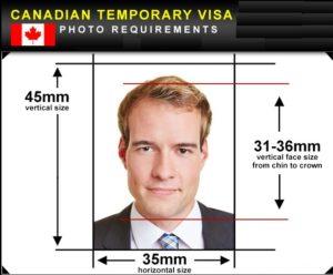 Требования к фото на визу в Канаду