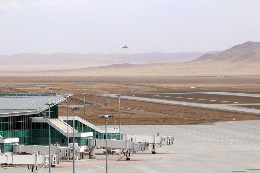 Улан Батор аэропорт