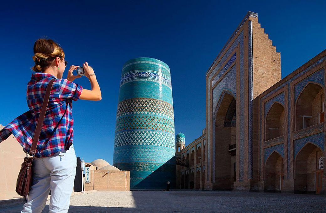 Узбекистан туристические города