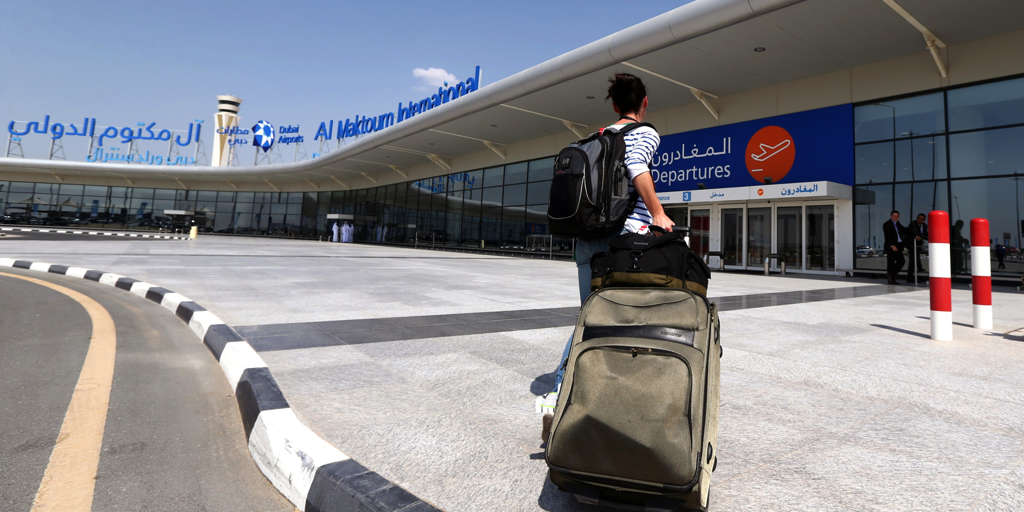 В аэропорту Дубая