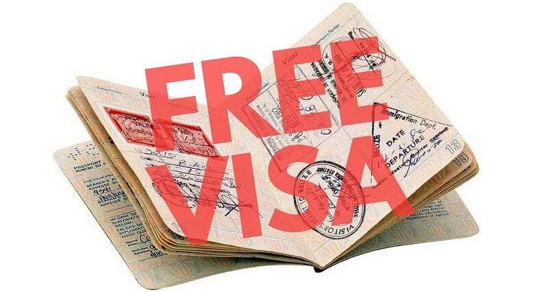 В какие страны можно попасть без шенгена