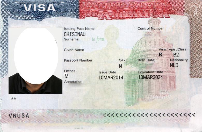 Бизнес-виза в США