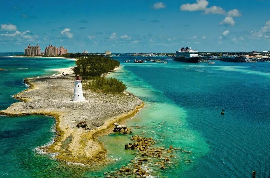 Красоты Багамских островов