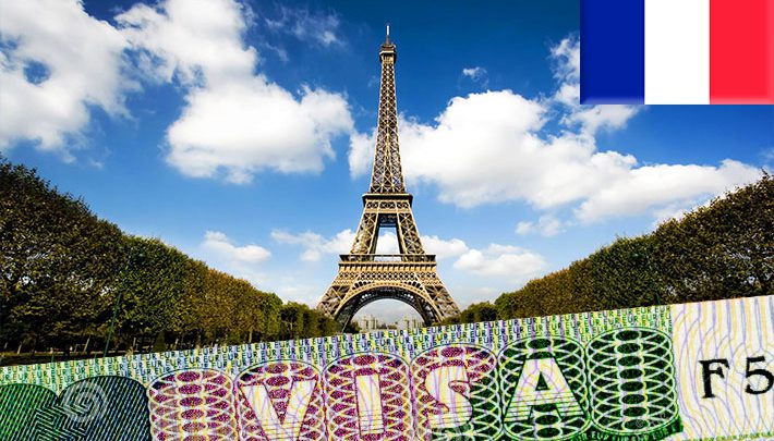 Перечень документов для подачи заявки на получение визы во Францию
