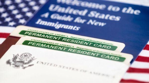 Лотерея на Green Card
