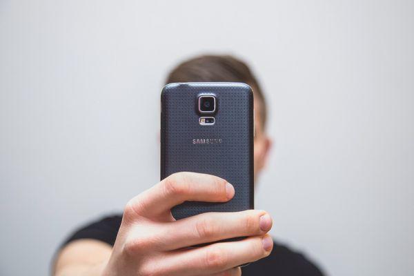 Снимок на мобильный