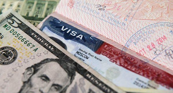 На сколько дают визу в сша.
