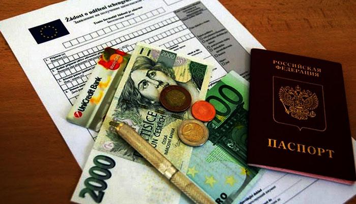 Стоимость визы.